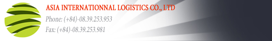 Asia International Logistics Co., ltd
